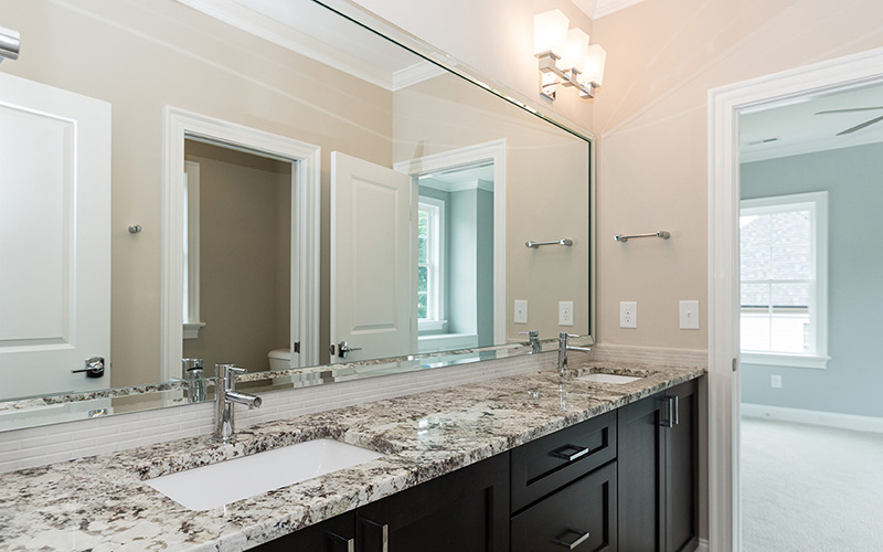 Bathroom - double vanity
